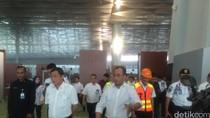 Menhub Jonan Keliling Terminal 3 Ultimate Cengkareng, Kritik yang Belum Kelar