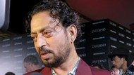 Aktor Irrfan Khan Divonis Idap Penyakit Langka