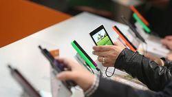 Pertama Kali Penjualan Smartphone Global Menurun