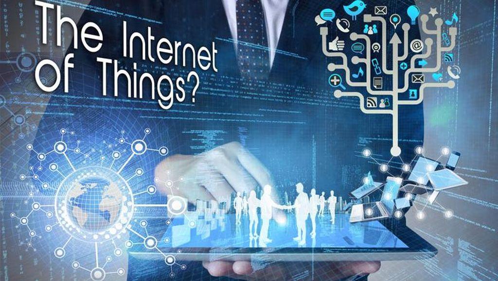 Kominfo Tak Mau Ngebet Geber Regulasi IoT