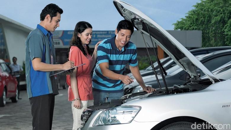 Mobil Tak Dilengkapi STNK, Harga Jualnya Jatuh Berapa?