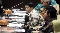 KPU, Bawaslu dan ORI Rapat Dengan Komisi II