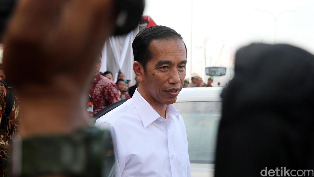 Rini Dilarang ke DPR, Jokowi: Saya Tugaskan ke Menkeu untuk Gantikan