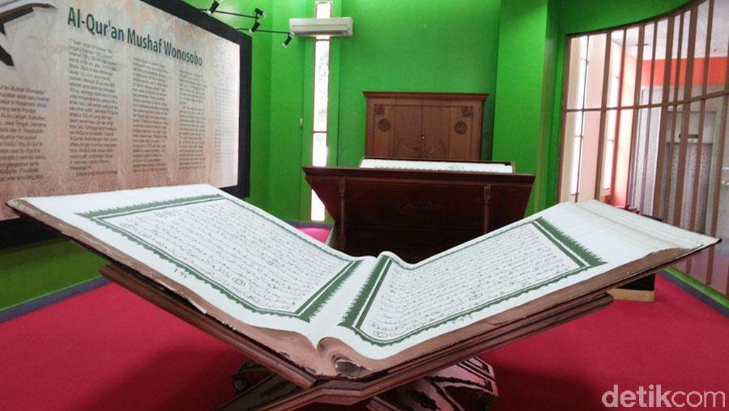 Ini Dia Museum Al Quran Terbaik di Indonesia