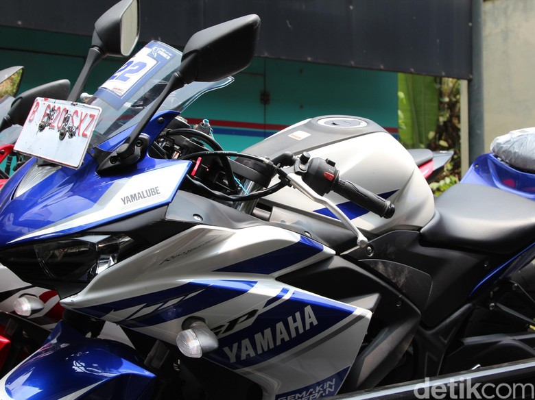 Recall Pertama Yamaha R25 dan MT-25 Sudah Rampung 83 Persen