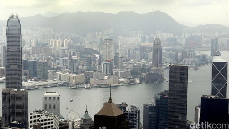 Hong Kong, Kota dengan Transportasi Terbaik Dunia