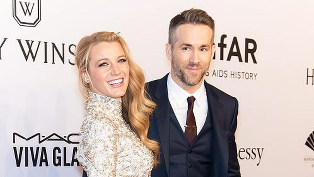 Romantis, Blake Lively Ungkap Alasannya Menikahi Ryan Reynolds
