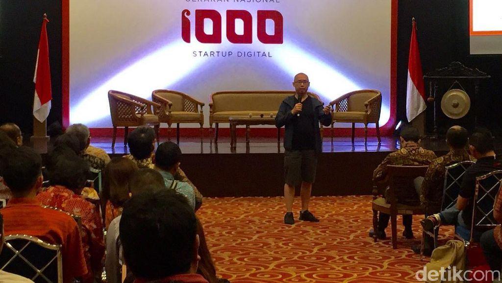 Gerakan 1.000 Startup Usung Konsep Baru di Gelombang Ketiga