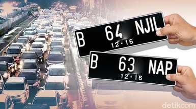 Ganjil-Genap Mobil di Gerbang Tol Bekasi, Pro atau Kontra?