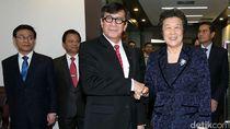 Cina Minta RI Percepat Proses Hukum Warganya yang Terobos Lanud Halim