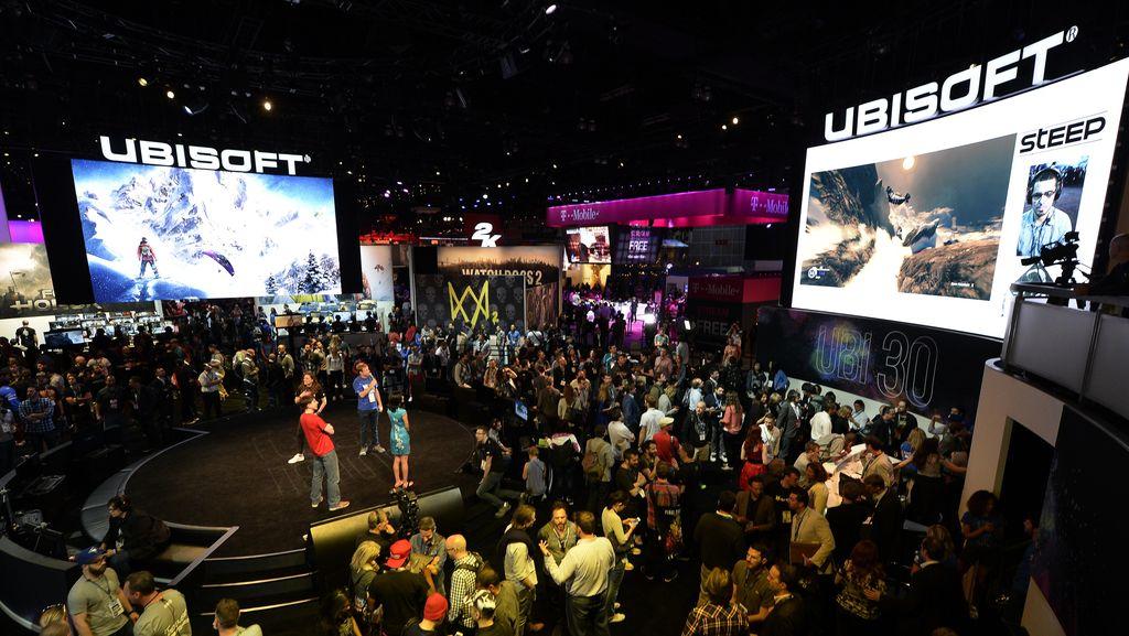 Asyik! Ubisoft Bagi-bagi Game Gratis Tiap Bulan