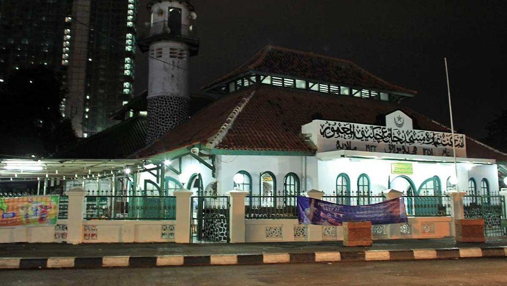 Masjid di Cikini Ini Tempat Nongkrong KH Agus Salim & Sarekat Islam
