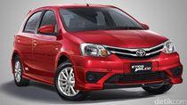 Toyota Siapkan Kejutan Baru untuk Pengganti Etios