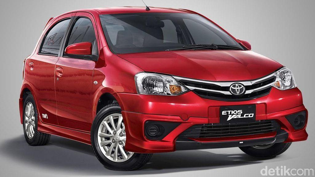 Meski Sudah Tidak Diproduksi Lagi, Toyota Masih Jualan Etios