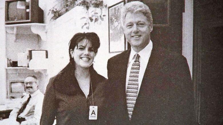 Teater Ini Ceritakan Drama Skandal Bill Clinton dan Monica Lewinsky di London