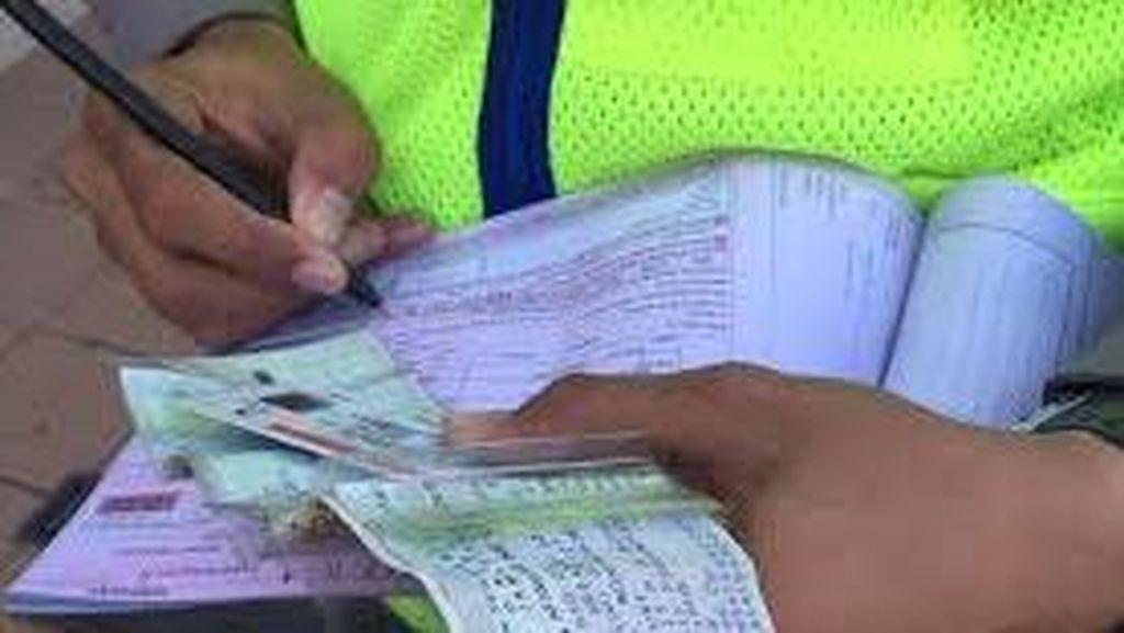 Kena Tilang, Pengendara Sebut Polisi Ganggu Perjalanan