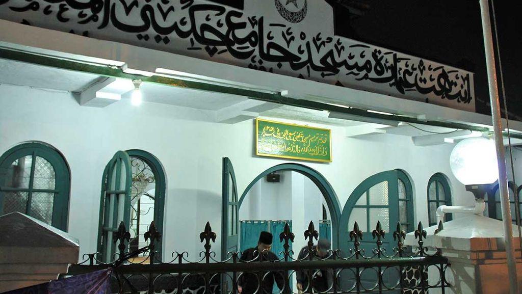 Potret Masjid di Cikini yang Jadi Tempat Nongkrong Tokoh Sarekat Islam