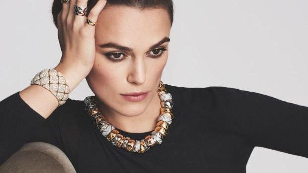 Keira Knightley, Brand Ambassador Terbaru Koleksi Perhiasan Chanel