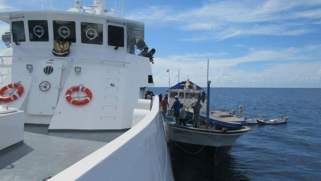 KKP: Pencurian Ikan Belum Masuk Kategori Kejahatan Lintas Negara