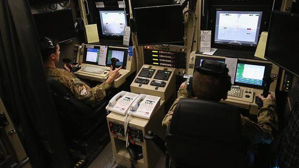 Cerita Pilot Drone AS Bunuh Militan dari Jarak Jauh