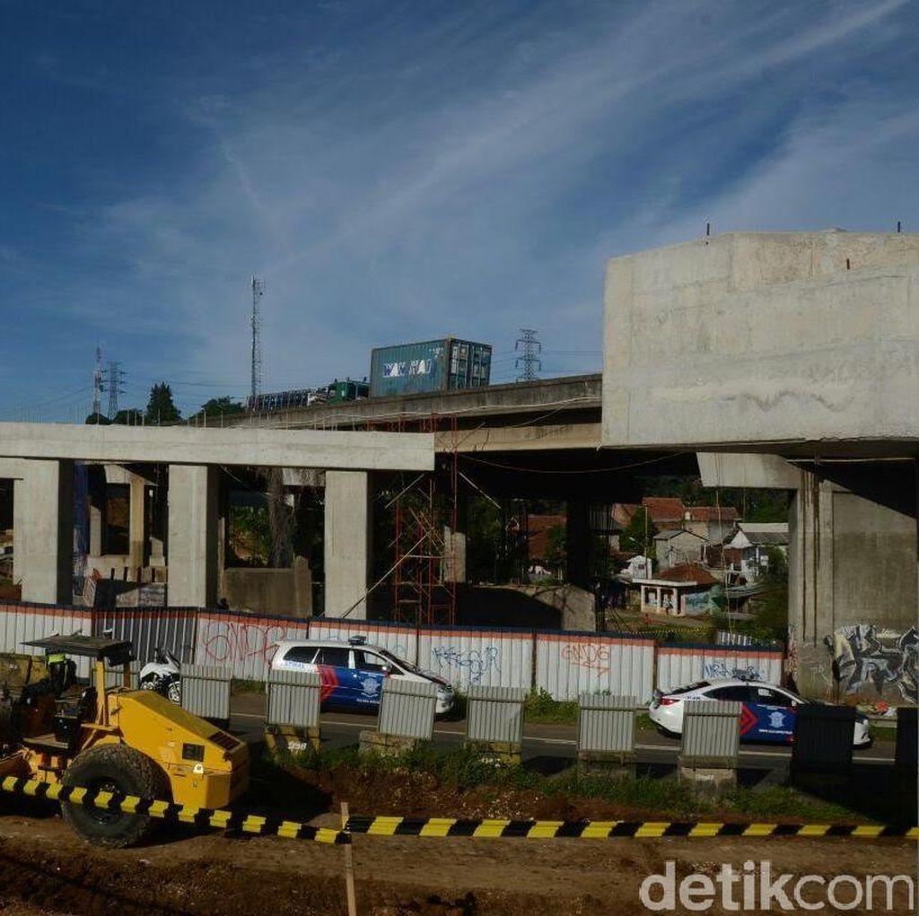Pembangunan Tol Bocimi Terhambat 6,3 Ha Lahan yang Belum Bebas