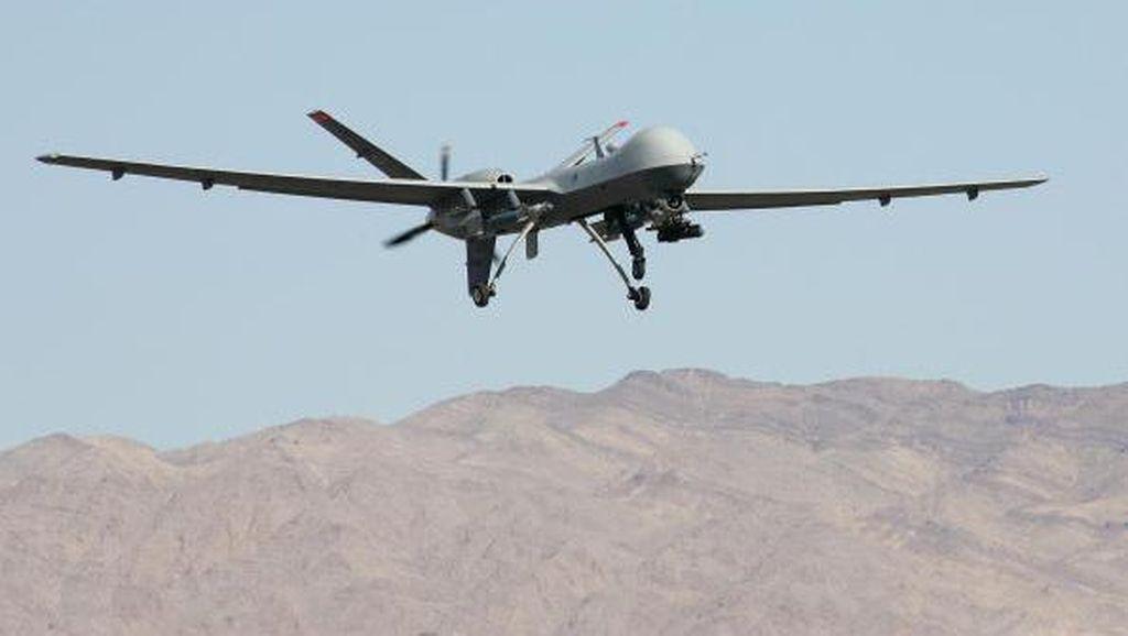 Serangan Drone AS Tewaskan 4 Terduga Militan Al-Qaeda di Yaman