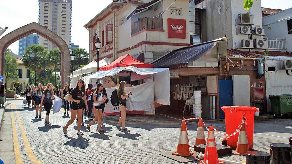 Ini Alasan WNI Sering Simpan Uang di Singapura