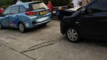 Kecelakaan Beruntun Terjadi di KM 12 Tol JORR