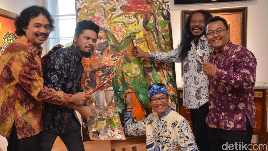 Sisi Lain Kekayaan Seni Indonesia Dipamerkan di Austria