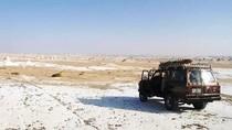 Yang Aneh di Mesir, Gurun Pasir Warna Putih