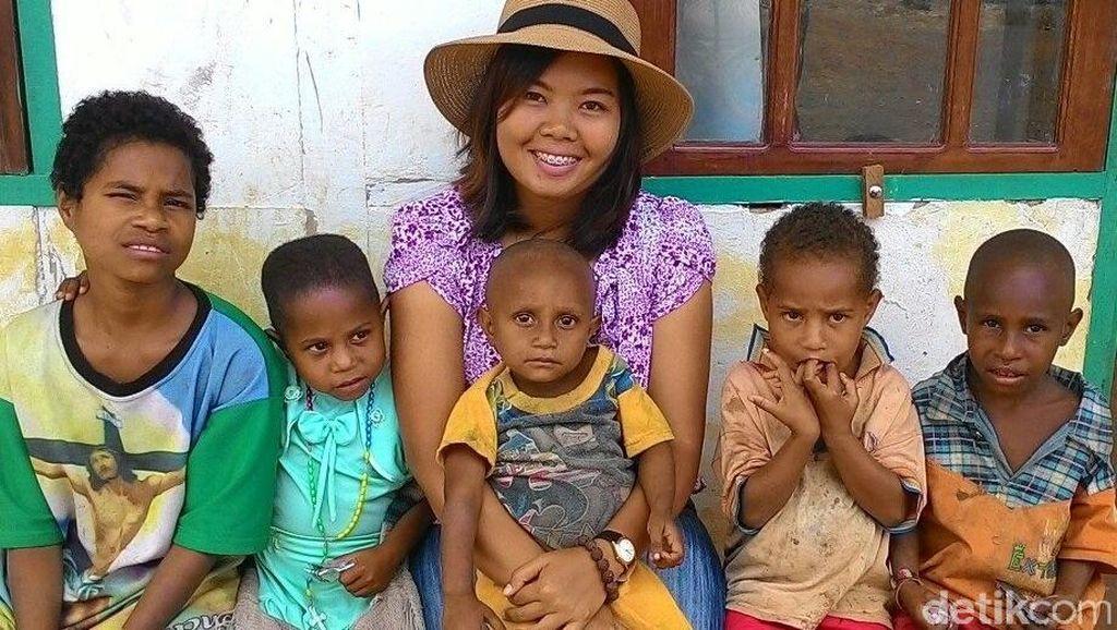 Cerita dr Mary Rawat Pasien Malaria di Papua yang Disangka Kesurupan