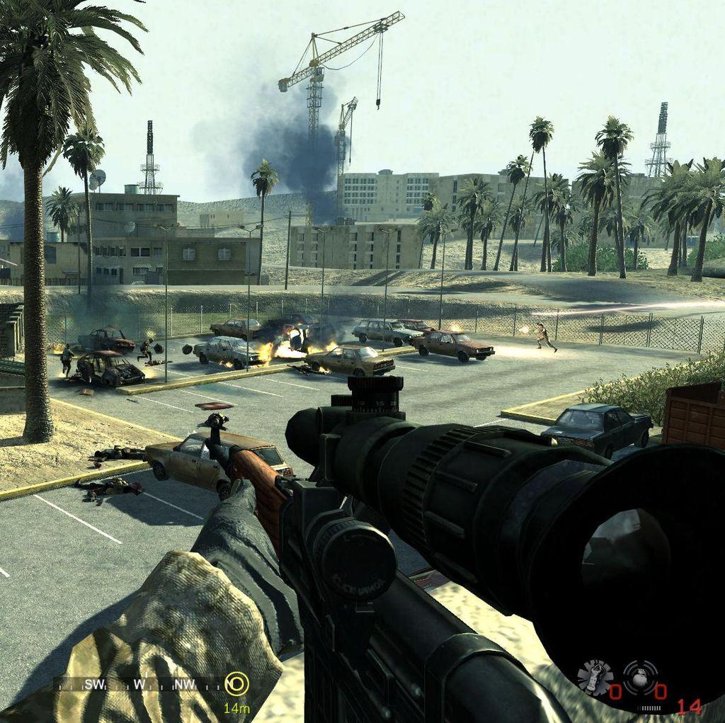 Call of Duty: Modern Warfare 2 Cuma Punya Mode Single-Player