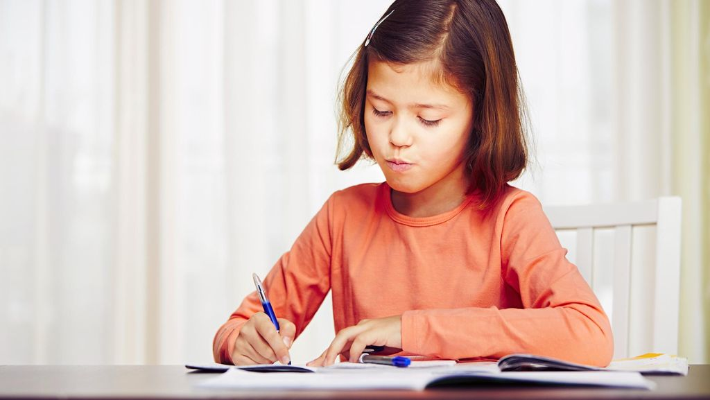 Tips Supaya Anak Mau Belajar Tanpa Disuruh