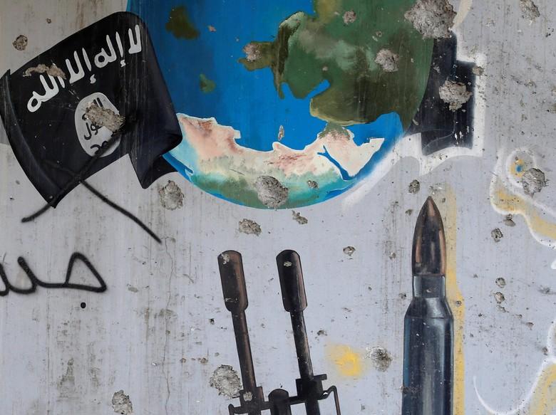 Mesir Sebut Serangan Udara Tewaskan Pemimpin ISIS di Sinai