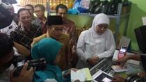 Minimalisir Penyimpangan Bantuan, Mensos Luncurkan E-Warung di Malang