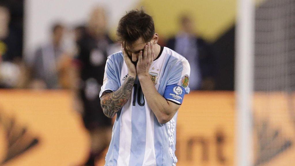 Batistuta: Maradona Punya Karisma, Messi Tidak