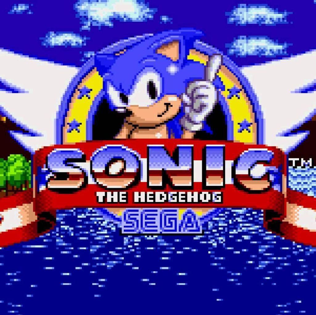 Sega Ungkap Game Balap Sonic Terbaru
