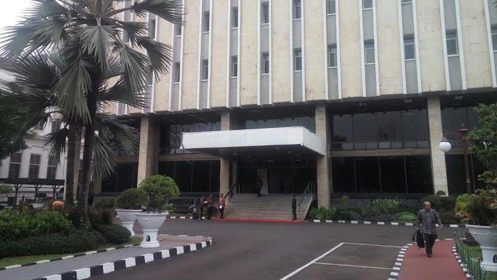 Jajaran Menteri Rapat Bahas KEK di Kantor Darmin, Ini Hasilnya
