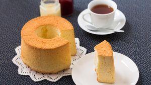 Marmer Cake dan Chiffon Cake, Cake Sederhana yang Cocok untuk Suguhan Lebaran