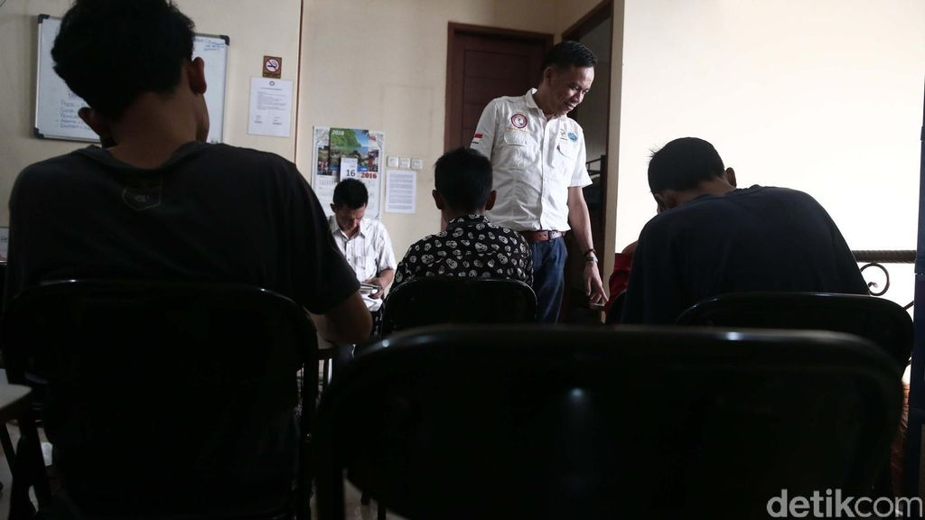 Pertobatan Mantan Bandar Narkoba