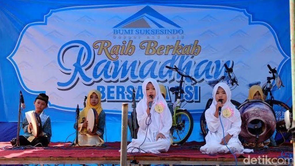 Ratusan Pelajar Banyuwangi Ikuti Lomba Hadrah dan lomba Tartil Al Quran