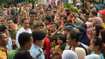 Cerita Mensesneg soal Makna Blusukan bagi Jokowi