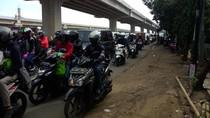 Ini Rute Pemudik Motor Via Kalimalang dan Pulogadung
