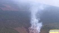 Kebakaran Lahan, 1 Ton Garam Disebar di Langit Riau untuk Hujan Buatan