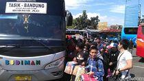 Dishub Jabar Siapkan 110 Bus Layani Mudik Gratis
