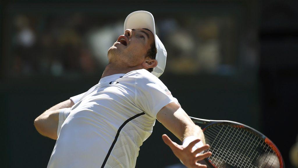 Murray ke Babak Keempat Wimbledon
