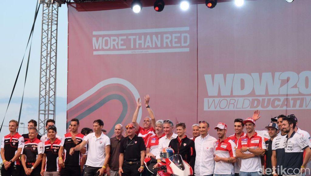 World Ducati Week Hari Kedua Kian Ramai
