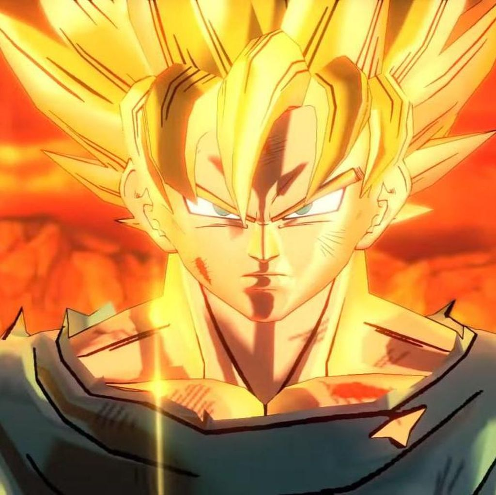 Serunya Game Mobile Terbaru Dragon Ball