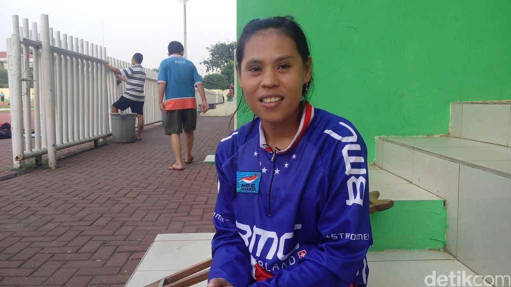 Kisah Ami, Atlet Balap Kursi Roda yang Hanya Memiliki Satu Kaki