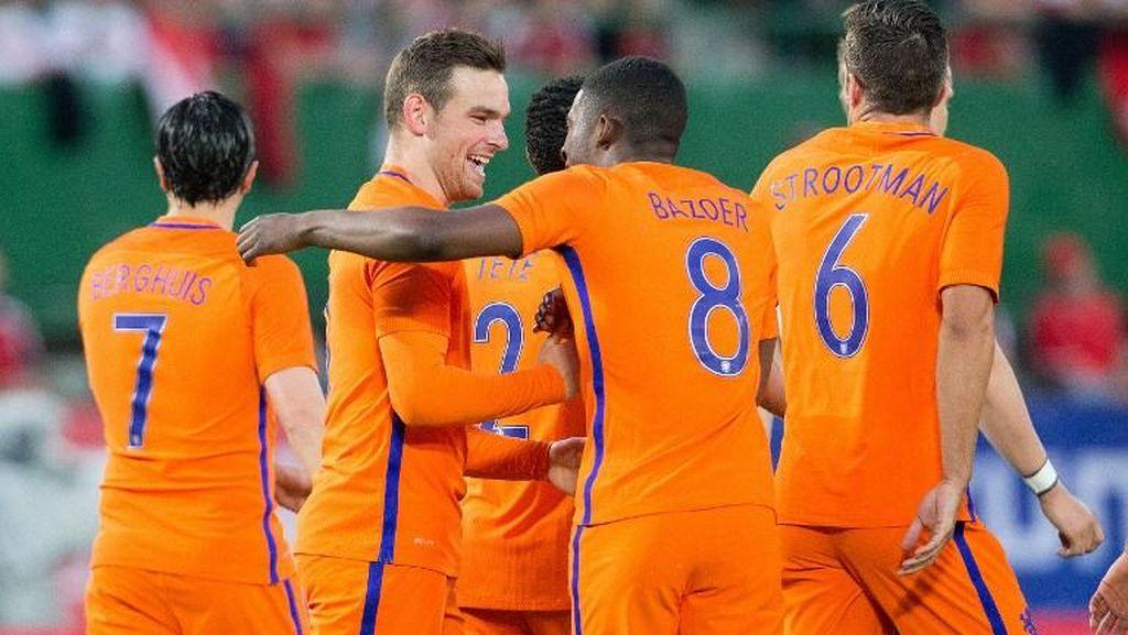 Tottenham Gaet Top Skorer Liga Belanda